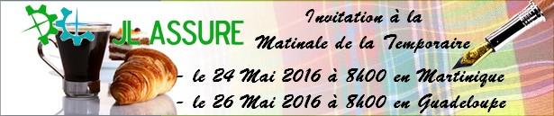 Matinale de l'assurance temporaire en Martinique et Guadeloupe
